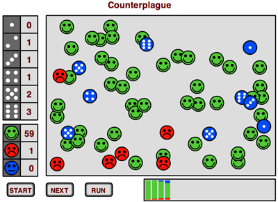 e-Counter Plague screenshot